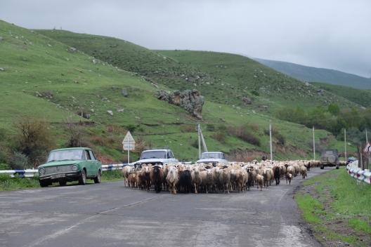 Road Trip in Armenia