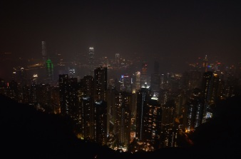 The Peak Hong Kong (Photo: Ryan Rahardi)