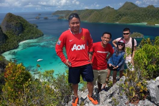Puncak Wayag, Raja Ampat