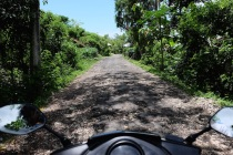 Nusa Penida by motorcycle