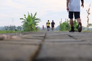 Jogging Subak Sembung