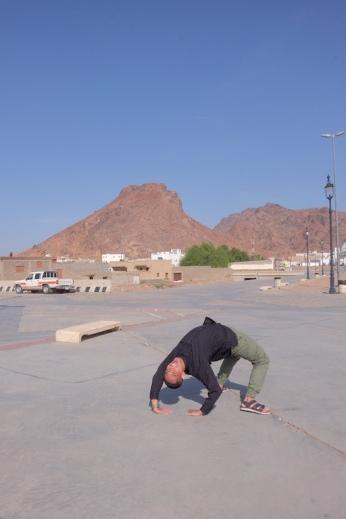 Jabal Uhud, Madinah, Saudi Arabia.