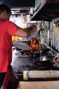 Roasted Chicken Taiwan