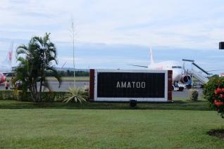 Amatoo Bandara Pattimura Ambon