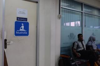 Musholla Bandara Pattimura Ambon