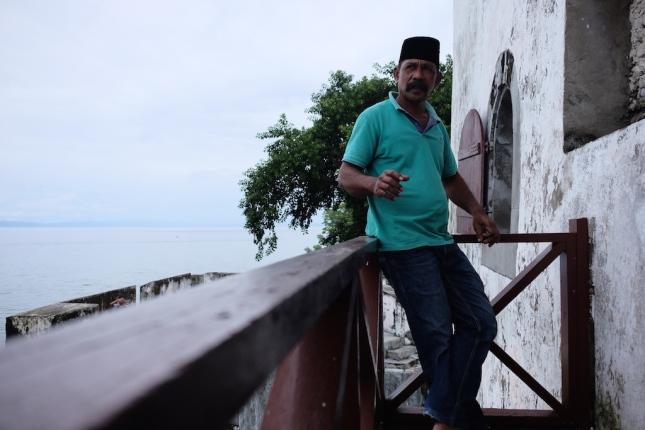 Benteng Amsterdam Maluku