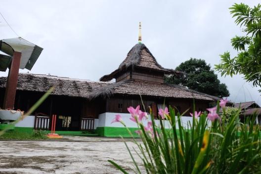Masjid Tua Wapaue Kaitetu
