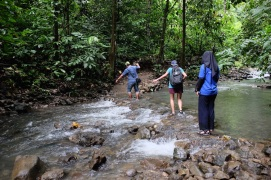 Air Terjun Desa Ureng