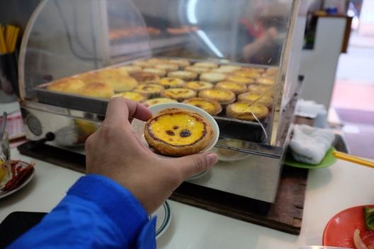 Portuguese Egg Tart Macau