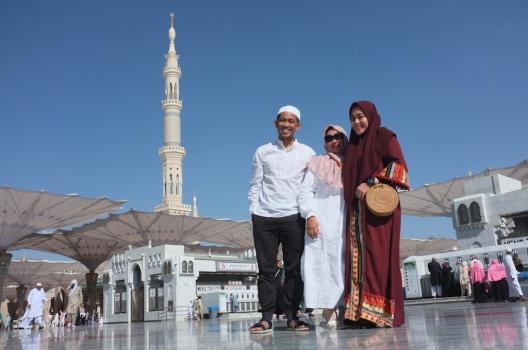 Masjidil Nabawi Madinah