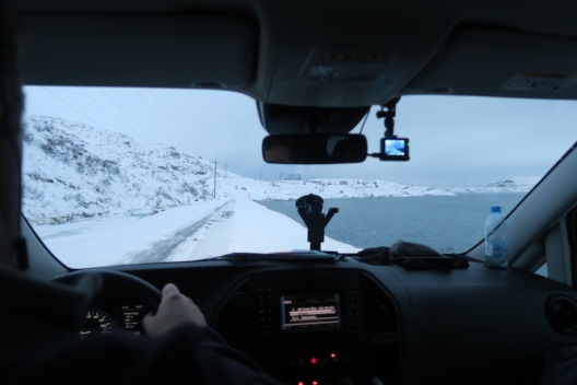 Road to Teriberka