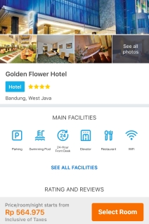 Traveloka Pay at Hotel