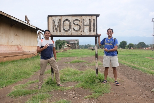 Moshi Walking Tour