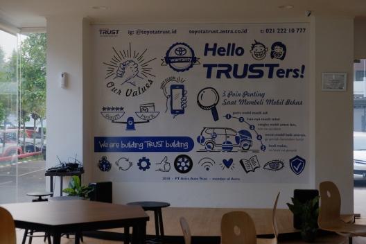 Toyota Trust Bintaro