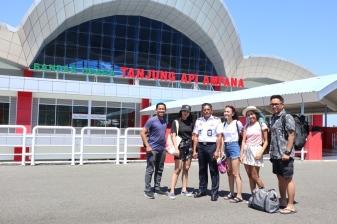 Bandara Tanjung Api Ampana
