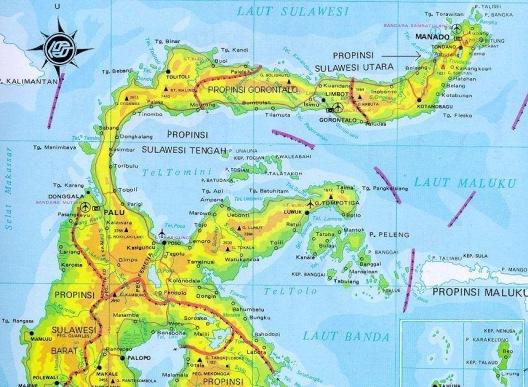 Peta_Sulawesi