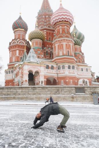 Kayang Rusia