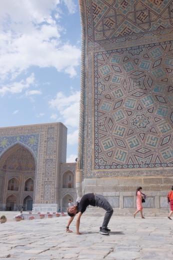 Kayang Uzbekistan
