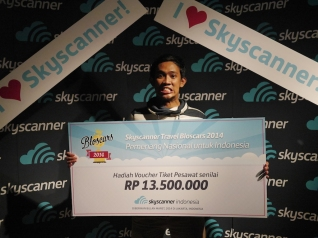 Skyscanner Winner