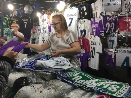 Jersey KW Santiago Bernabéu