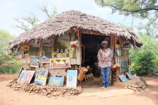 Seniman di Tanzania