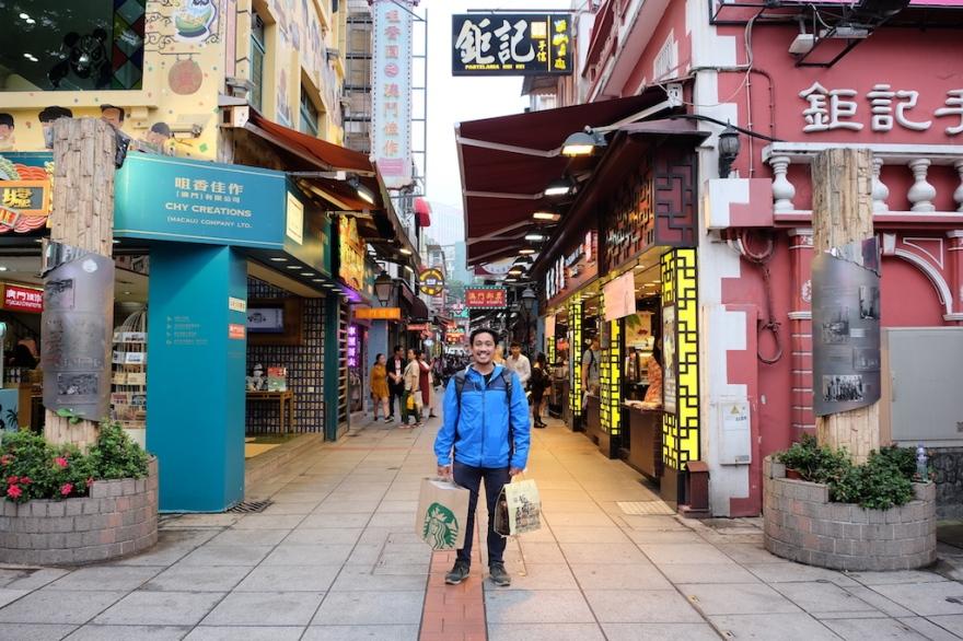 Oleh-oleh Macau