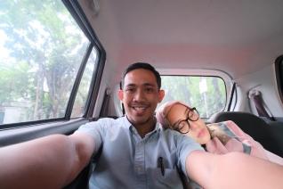 GrabCar Jakarta