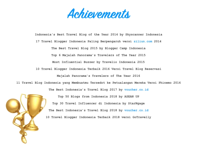 Backpackstory Achievements