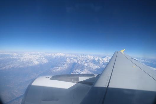 Flight Paro - Kathmandu