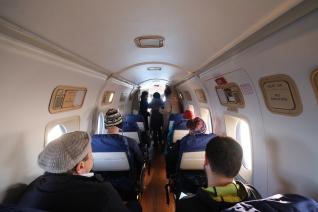 Buddha Air - Everest Flight