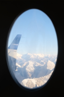 Buddha Air - Everest Flight