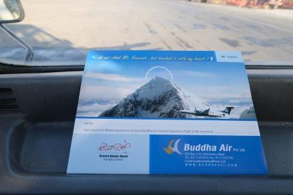 Buddha Air Certificate