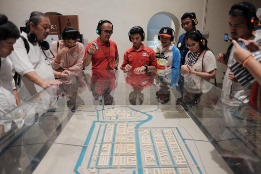 Museum Sejarah Jakarta - Night at Museum