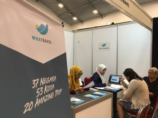 Whatravel Travel Fair