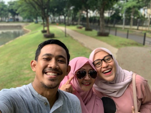 Keluarga Ariev Rahman