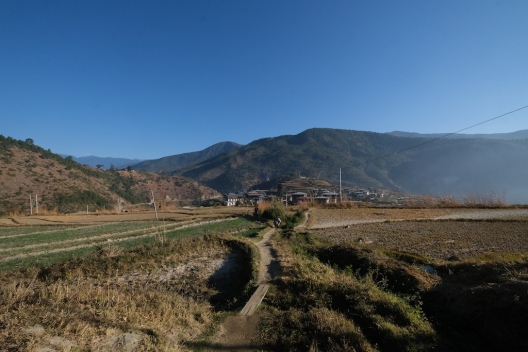 Chimi Lhakhang Village