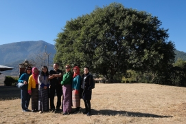 Chimi Lhakhang Monastery