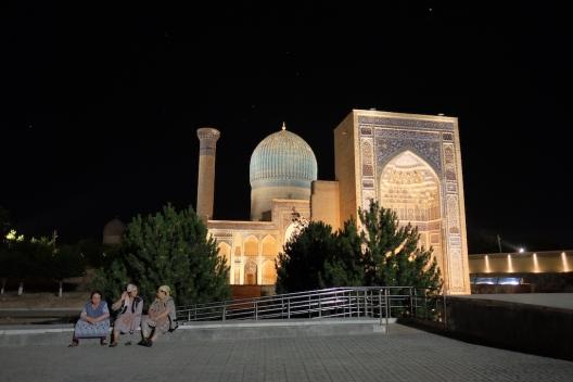 Tamerlana Tomb