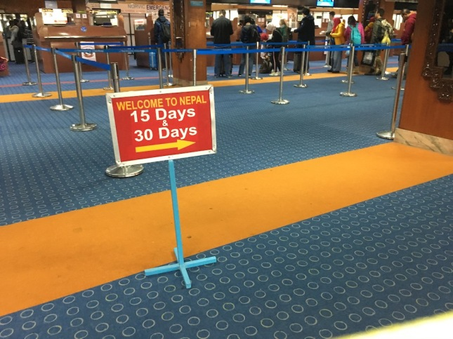 Visa on Arrival Nepal