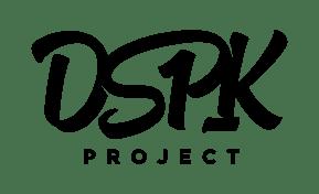 dspk initial - black