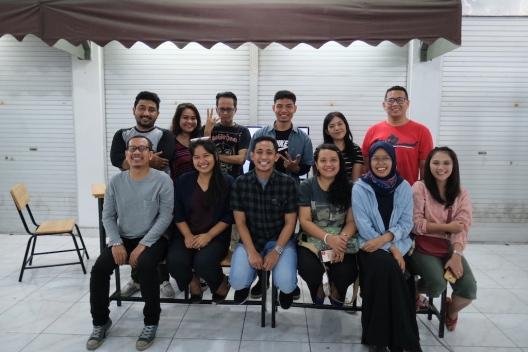Akber Medan - Travelworker - Juli 2019