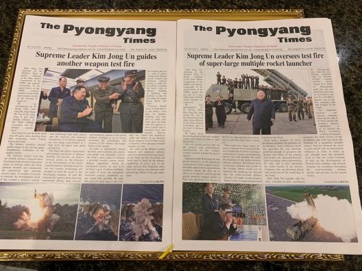 Kim Jong Un The Pyongyang Times