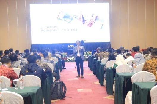 Kementerian Perhubungan - Digital Marketing untuk Instansi Pemerintahan - Juli 2019