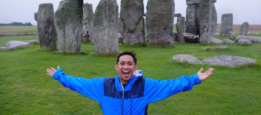 Stonehenge Backpackstory