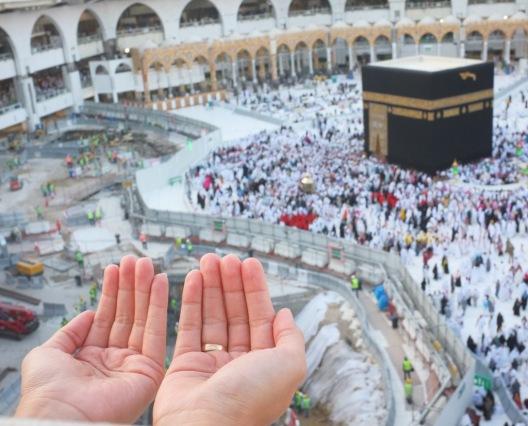Umrah Mekah