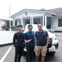 Road Trip to Bogor with Movic