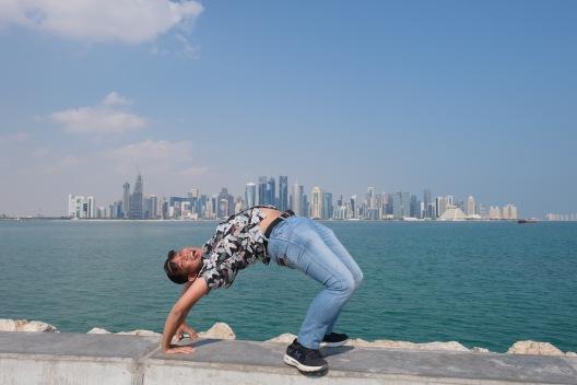 Corniche, Doha, Qatar