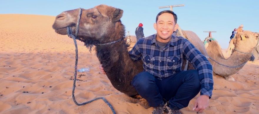 Ariev in Morocco