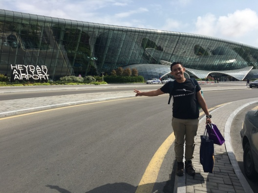 Heydar Aliyev Airport Baku