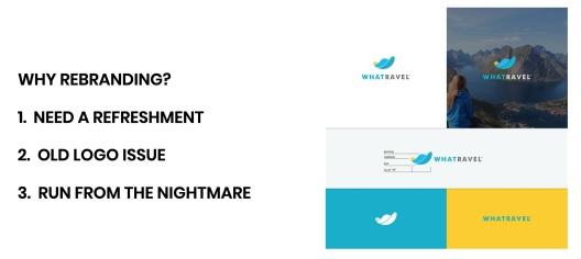 Rebranding Whatravel